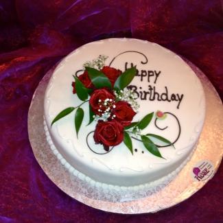 Geburtstagstorte Bäckerei Rose weimar