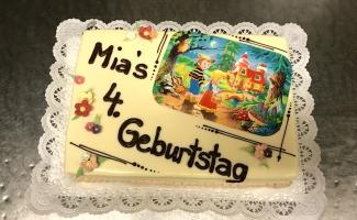 Kinder Geburtstagstorte Weimar Bäckerei Rose