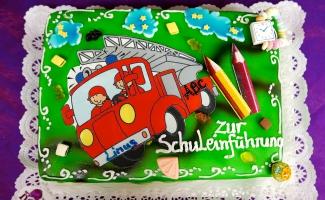 Schulanfangstorte Weimar Bäckerei Rose