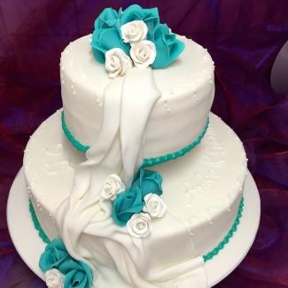 Hochzeitstorte weimar Bäckerei Rose