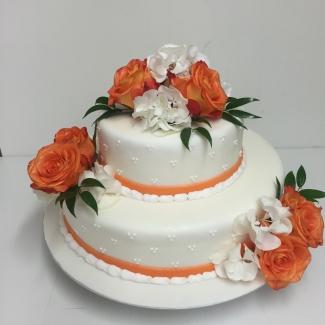 Hochzeitstorte Bäckerei Rose Weimar