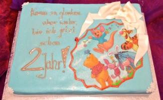 Kindergeburtstag Torte Junge Weimar Bäckerei Rose