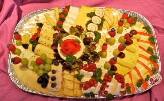 Käseplatte Bäckerei Rose Weimar