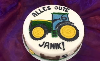 Kindergeburtstag Torte Weimar Bäckerei Rose