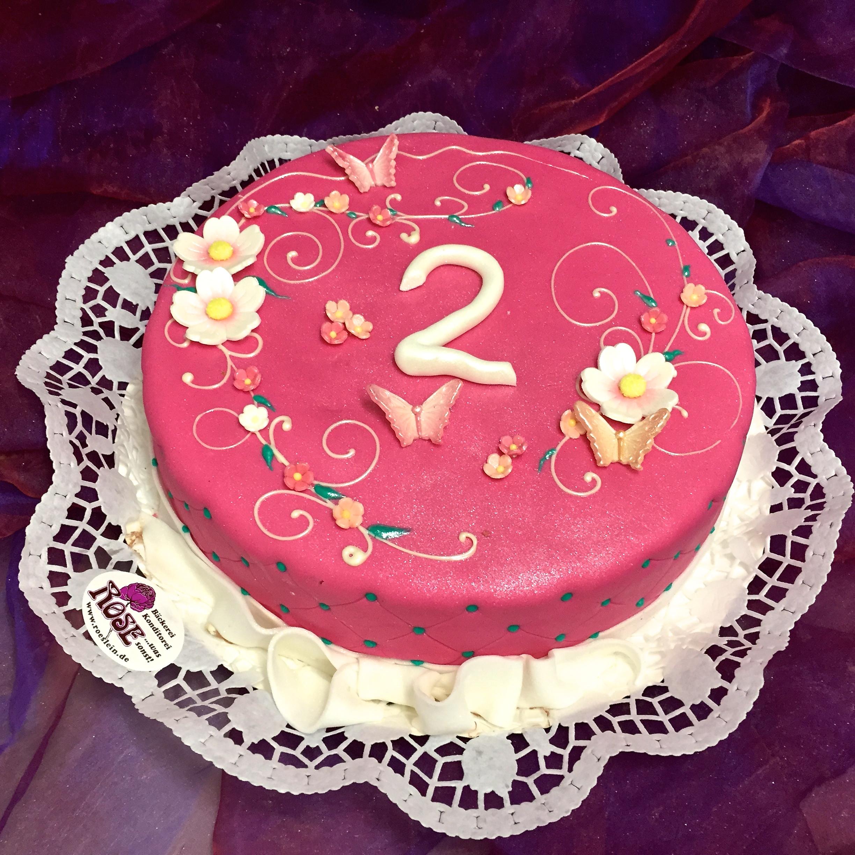 Kindergeburtstag Torte Weimar Bäckerei Rose Foto
