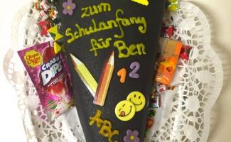 Schuleinführungstorte Weimar Bäckerei Rose