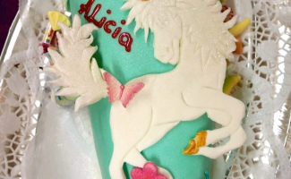 Zuckertüten Torte Weimar Bäckerei Rose