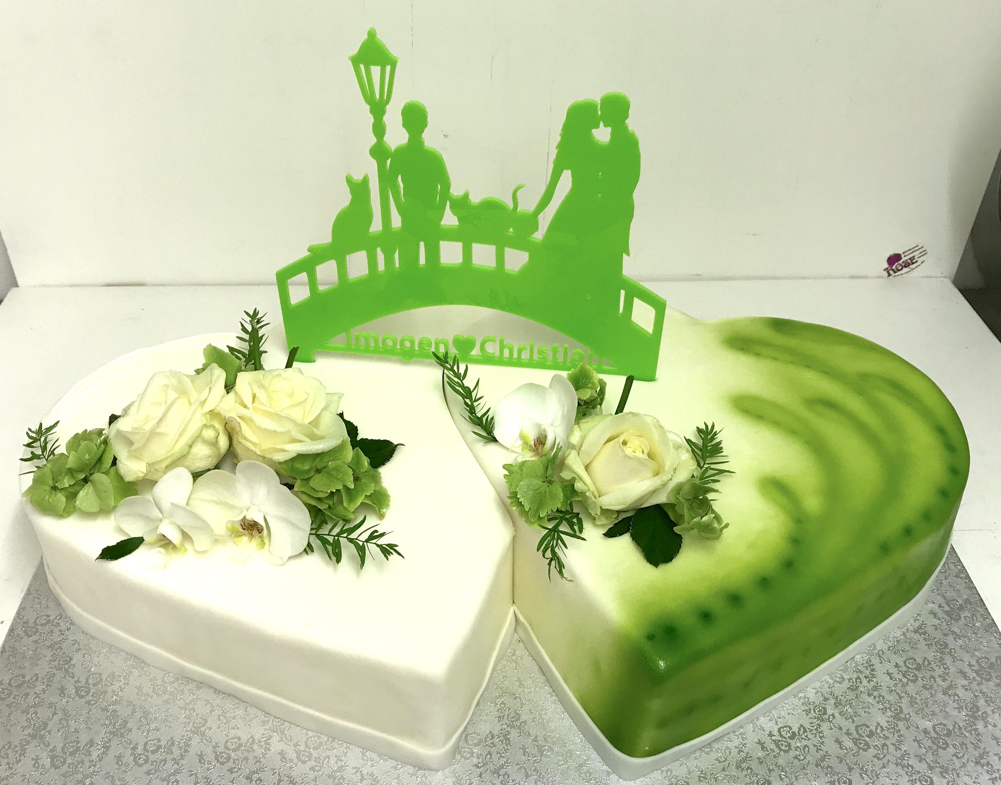Prachtvolle Hochzeitstorten In Allen Grossen